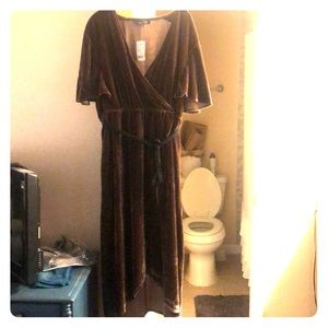Women Chocolate Brown Plus Size Dresses on Poshmark